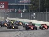 "Hamilton: Vettel risked ""big collision"" at start of F1 Mexican GP"
