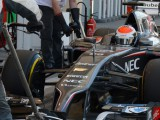 Sutil anticipating Melbourne 'lottery'