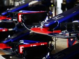 Toro Rosso only has one F1 upgrade package to try in US GP practice