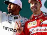 Hamilton excited by Vettel duel