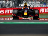 """Perez blames """"dirty air"""" for F1 sprint race spin"""