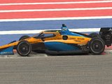 Norris takes on IndyCar regulars in iRacing challenge race from COTA