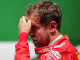 Vettel: 'I got lucky' in FP1 crash