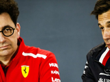 Mercedes expecting strong response from Ferrari in Belgium