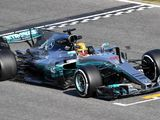 Lewis Hamilton: New Mercedes is a beast