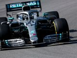 Mercedes finish F1 Test on top