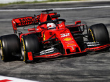 Fuoco hails 'positive' test with Ferrari