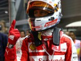 Vettel's 'finger salute' explained