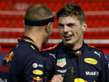 Verstappen: P2 start 'feels like a victory'