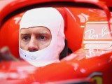Vettel suffers minor crash in Milan event