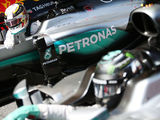 Nico switched to the wrong engine mode - Hamilton