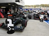 """Hamilton: F1 Russian GP qualifying """"horrible"""" after nearing Q2 exit"""