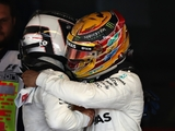 Mercedes happier with Hamilton/Bottas 'dynamic'