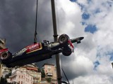 Swiss company proposes to airlift crashed F1 cars
