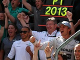 Hamilton opens up on heartbreak after Brawn's Mercedes split