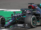 Hamilton quickest in second session