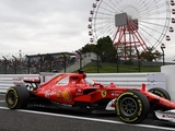 Vettel sets rapid pace after Sainz Jr. crash