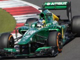 Caterhams edge out Marussia in Hungary