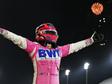F1 victory will give young Mexicans a marker for success - Perez
