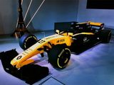 Renault Sport Formula One Team and Lego create life-size replica from 600,000 bricks