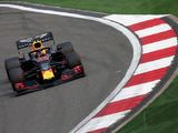 Verstappen: Red Bull closer to desired performance in China