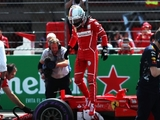 Vettel elated by 50th career pole position
