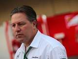Zak Brown targets McLaren title sponsor for F1 2018