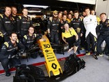 Japanese GP: Early Renault split made sense, reckons Palmer