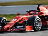 Charles Leclerc tops second test day, Pierre Gasly crashes