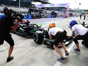 "Bottas calls pitlane spin penalty ""quite harsh"" after McLaren complaint"