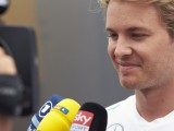 Rosberg blames Massa for first lap contact