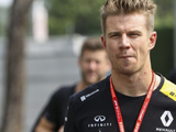 Hulkenberg 'relieved' to finish final F1 race
