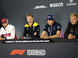 Thursday's Baku press conference