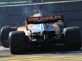 Carlos Sainz Jr: McLaren F1 debut in Australian GP full of bad luck