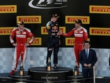 Vettel praises first-time winner Verstappen
