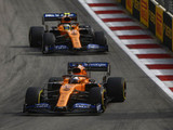Russian GP: Practice team notes - McLaren