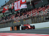 Vettel ups the ante on a day of two halves
