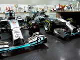 Video: Behind-the-scenes as Merc prepare for 2015