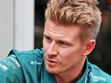 Hulkenberg: G-force not as extreme in IndyCar, but wow