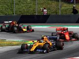 Budget cap 'only way' for McLaren to catch top three