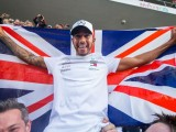 Lewis Hamilton not contemplating knighthood after fifth world title