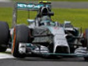 P2: Rosberg fractionally ahead