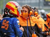 "Sainz hails McLaren engineer in ""stressful"" Styrian GP qualifying"