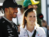 Hamilton reflects on a 'difficult few days' in Australia