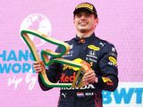 Max Verstappen is starting to look unstoppable