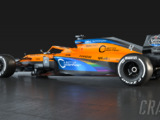 McLaren MCL35 shows off its Pride with tweaked livery for F1 2020