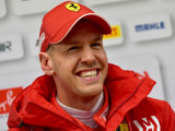 Vettel looks to Schumacher example in brushing off retirement talk