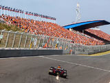Verstappen keeps Hamilton at bay to take pole position for Dutch GP