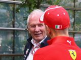 Marko: Ferrari on top, but Red Bull can win