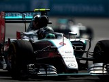 Race: Rosberg holds off Hamilton for Mexican win